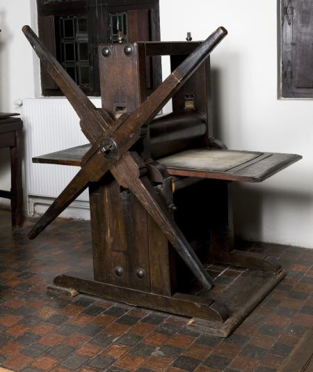 image: Copperplate printing press from 1714.jpg