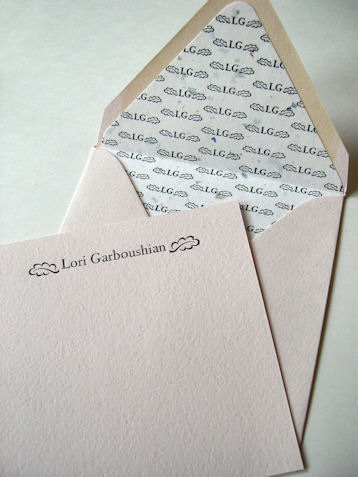 image: Lori's stationery, low res.JPG
