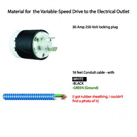 image: Material for the VSD to the Electrical Outlet.jpg
