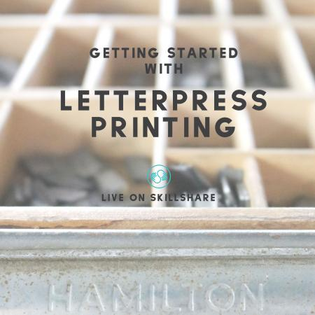 image: Getting Started with Letterpress Printing