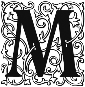 Image Result For Printable Letter M
