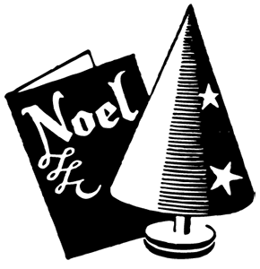image: Christmas tree, noel