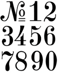 image: Numbers