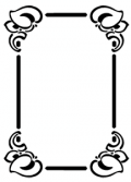 image: Peignot Frame
